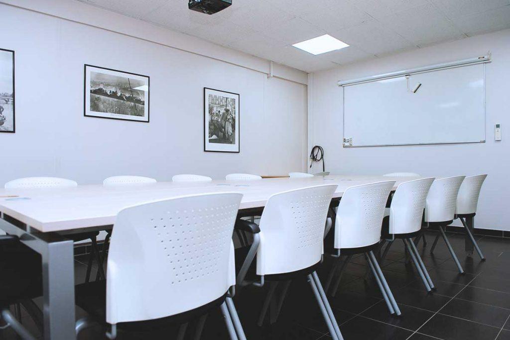salle de réunion à salon de provence